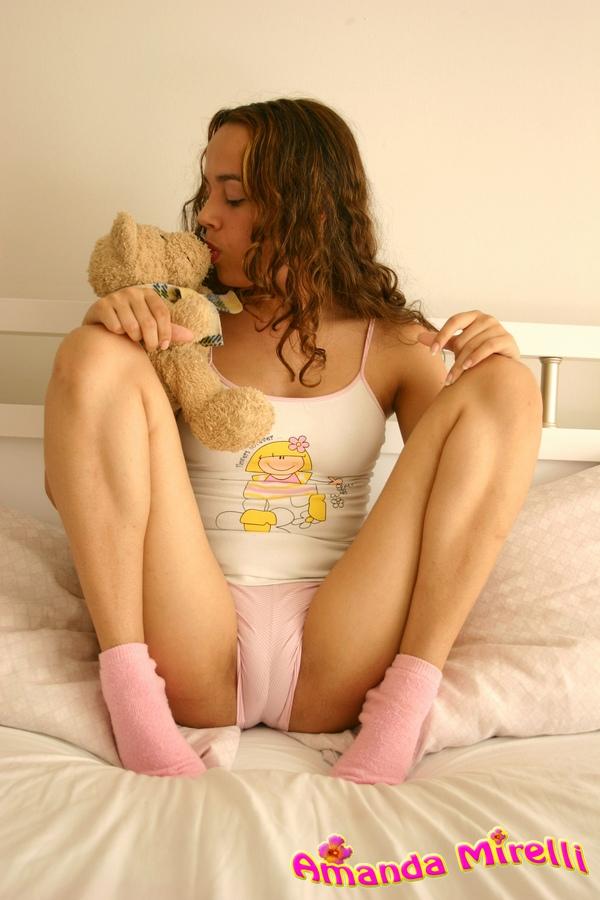Amanda Galli  nackt