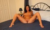 Cynthia Sin Cynthia Sin Is A Hot Big Tits Brunette In Fuzzy Pink Lingerie Cynthia Sin