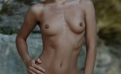 Sun Erotica 512812 Betty Small Firm Tits And Shaved Pussy From This Hot Sexy Babe Betty At Carved Stones Sun Erotica