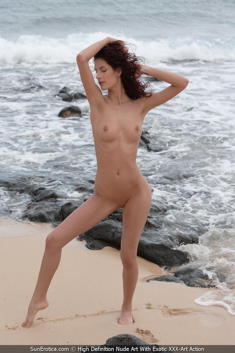 Sandy Brooke  nackt