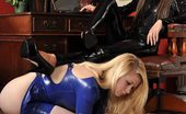 Lovers In Latex Natalia K Tegan Jane Latex Slave Lovers In Latex