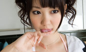 Yes-Movies Noa Kasumi Stripping Pink Undies Yes-Movies