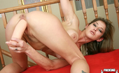 Will She Explode Felony Rips Her Throbbing Pussy Apart Plumbing Herself With A Thick Dildo Will She Explode