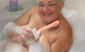 Old N Fat Old Fat Hot Tub Granny Is A Little Shy Old N Fat