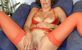 Old N Fat 517037 Mature Redhead Mama Spreading Her Legs For You Old N Fat