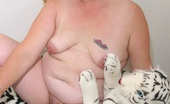 Old N Fat 517047 Fat Blonde Mama With Huge Pink Nipples Old N Fat