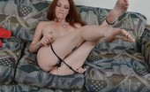 Petite Lover Raine Sexy Petite Redhead Gets Off With A Vibrator Petite Lover