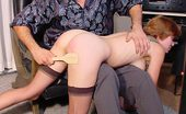 Nylon Butterfly Girl In Nylons Gets Spanked And Shows Pussy Naughty Secretary In Stockings Gets Spanked By Her Boss And Shows Her Pink Slit Nylon Butterfly