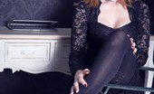 More Than Nylons 518722 Zara Du Rose Must Try Harder More Than Nylons