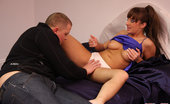 Hot Panty Fun Cate Giving A Great Blow Job In Her White Panties Hot Panty Fun