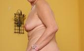 Hot 60 Club Lady Black Cock Loving Grandma Gets Stuffed! Hot 60 Club