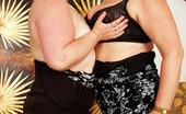 Granny Lesbian Club Evita & Jana Grey-Haired Granny Lesbians Get Off With Sex Toys Granny Lesbian Club