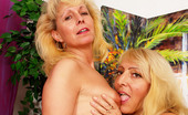 Granny Lesbian Club Martina & Eva Mature Eve Bangs Martina'S Pussy With Her Favorite Strap-On Granny Lesbian Club