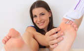 Feet Luv Sophia Magic Incredible Babe Sophia Magic Dildo Footjob Feet Luv