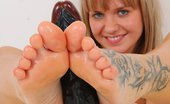 Feet Luv Bella Morgan Nasty Blondie Bella Morgan Sweet Feet Feet Luv