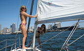 Real Lesbian Exposed 521641 Cherry & Tina Cherry And Her Friend Tina Are Enjoying A Nice Summer Day Sailing The Coast Real Lesbian Exposed
