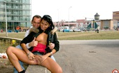 Public Place Pussy Zuzanna Hot And Very Horny Couple Shagging Naked In Public Movie Public Place Pussy