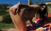 Baby Oil Fetish 521851 Tiffany Thompson Oiled Up Outdoors Baby Oil Fetish