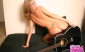 All Over Lexi Lexi Plays Her Guitar Fully Nude All Over Lexi