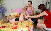 All Moms Porn Sensual Lesbian MILF Threesome All Moms Porn