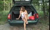 Daddies And Darlings Horny Teen Harlot Teases Her Young Pussy In The Trunk Of The Car And Then Gets Fucked By An Old Man Daddies And Darlings