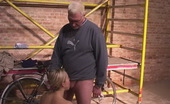 Daddies And Darlings A Nice Old Guy Fixes A Beautiful Girl'S Bike And Gets To Fuck Her Pussy Hard As A Reward Daddies And Darlings
