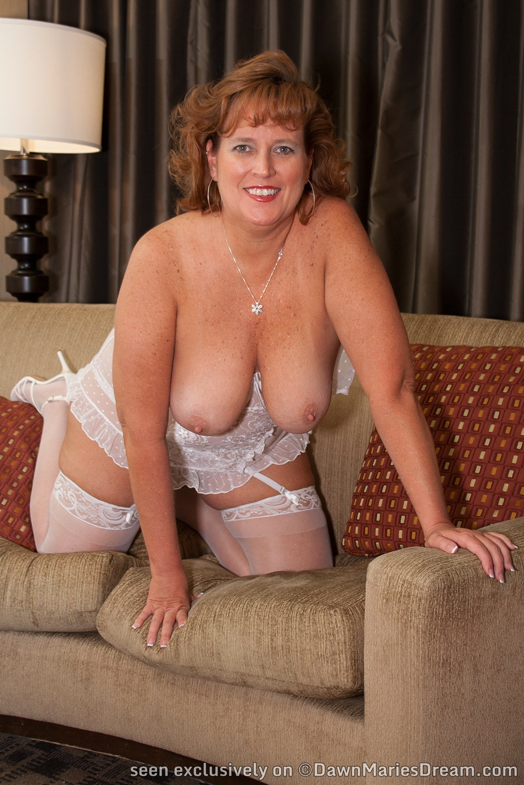 Was and dawn marie pantyhose seems