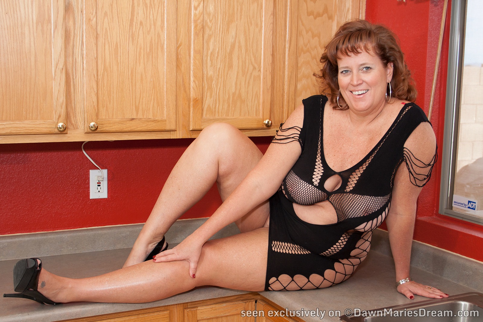 Can dawn marie pantyhose very pity