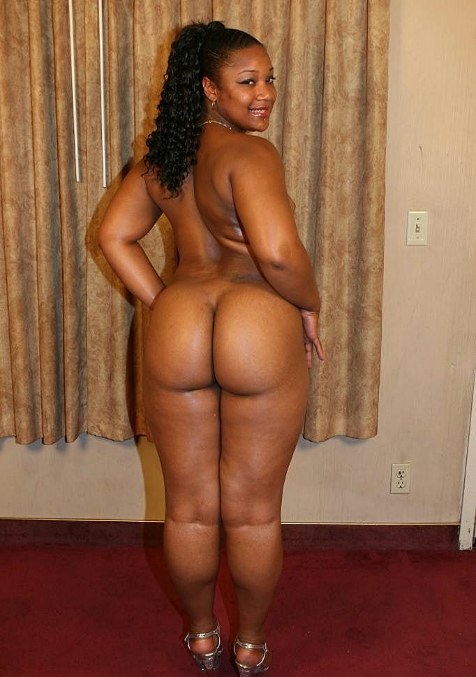 Bubble Butt Ebony Rides Bbc