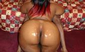 Ebony Ass Porno 522826 Huge Ebony Crystal Clear Humping Her Huge Ebony Ass And Takes A Big Wad Of Man Juice In Her Mug Ebony Ass Porno
