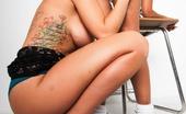 Skin Diamond VIP Classroom Lesbians With Skin Diamond &Amp; Alison Skin Diamond VIP