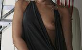 Smut Makers Ivy Black Ivy Black Tight Black Dress Smut Makers