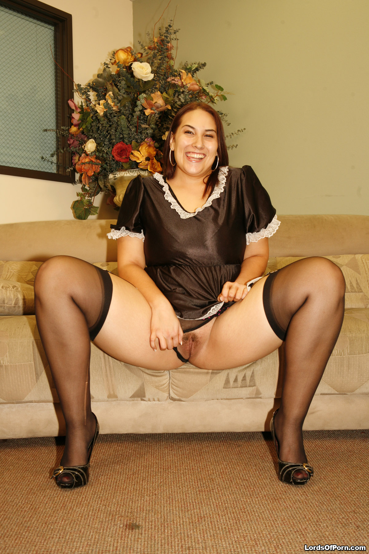 booty porn mexican maid