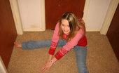 Lovable Kitty Lovable Kitty Is Flexible Lovable Kitty