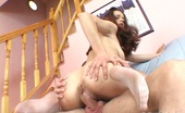 Internal Violations Stacy Sexy Brunette In A Cream Filled Finaly Internal Violations