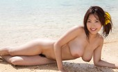 ZZ Tits 526419 Maki Kokoro Large Breasted Maki Kokoro Posing Outside ZZ Tits