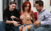 We Love Redheads Shannon Kelly Ever On The Prowl For Fine MILF Pussy, The Boys Find Shannon. This Cruel Mommy Knows What She Wants And Today She Wants Our Boys To Give It To Her From Both Ends. She Only Has An Hour So The Boys Better Get Started. We Love Redheads