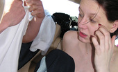 On Moms 526721 MILF Brunette Threesome Blowjob And FuckingMILF Brunette Sofy Sucking Dick And Fucking In Hot Hardcore Threesome Giving Her Shaved MILF Pussy Enough Of Cocks On Moms