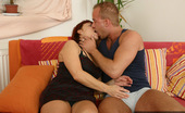On Moms MILF Redhead Fucked HardMILF Redhead Madge Got A New Boyfriend And He Looks Really Vigorous And Fucks Her Every Day On Moms