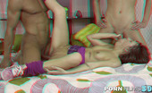 Porn Films 3D 527411 Bitch Double Penetrated White And Black Men Seduce Slutty White Chick To Have Threesome With Them! Yeah, The Bitch Is Not Against Of Being Double Penetrated And They Give Her Exactly What She Wishes So Much! Men Undress And Caress The Whore Before Getting