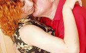 Old Man Tales Dad'S Hose Pleasure Petite Redhead Lets Old Fucker Cream Her Pantyhose Old Man Tales
