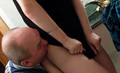 Old Man Tales 527649 Horny Aged Voyeur Grey-Haired Voyeur Gets Some Wet Fresh Pussy Old Man Tales