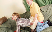 Old Man Tales From Upskirt To Sex Horny Grandpa Gets It On With A Young Temptress Old Man Tales