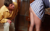 Old Man Tales Dad'S Favorite Slut Dad Gives His Young Housemaid A Good A-Style Fuck Old Man Tales