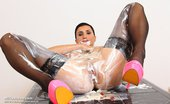 Milky Babes Marketa Marketa Messy Food Fetish Images Milky Babes