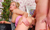 Girls For Old Men Benett & Morgan Blond Kitty In A Pink Mini Skirt Sucking Purple Lollipop And Getting On Top Girls For Old Men
