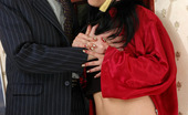 Girls For Old Men Laura & Brian Nasty Girl Makes Up With Her Pussy For Smoking And Wearing Professor'S Robe Girls For Old Men