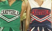 Honey School Nude Teen Cheerleaders Kissing Honey School