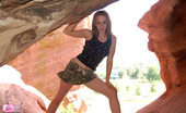 Eye Candy Avenue Laura Rock Climbing Rock Climbing And Getting Naked In Stilettos. Eye Candy Avenue