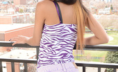Eye Candy Avenue Soraya Perfect View On The Balcony Soraya Is A Perfect View Eye Candy Avenue